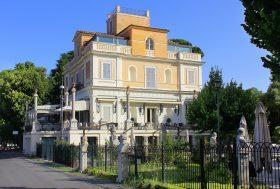 Casina Valadier i Villa Borghese