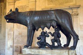 Staty av Romulus och Remus
